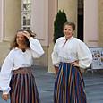 ブラチスラヴァ、エストニアの少女