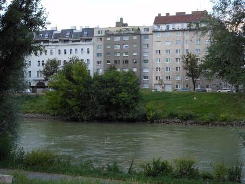 ウィーン、ドナウ川