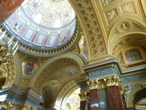ブダペスト、聖イシュトバーン大聖堂