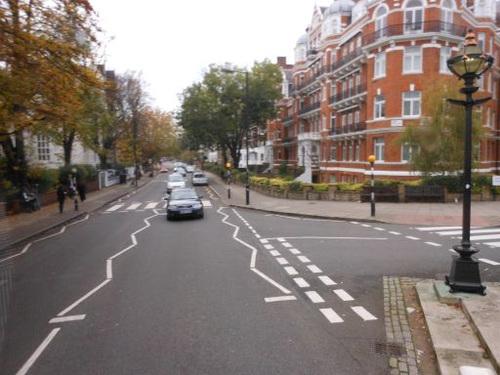 ロンドン・アービー・ロード