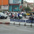 ハノイの交通事情