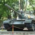 公園の戦車(ホーチミン)