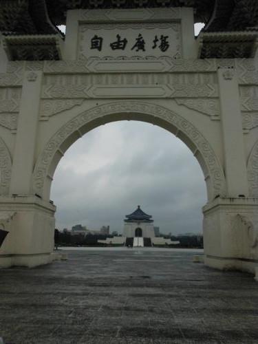 台北自由広場