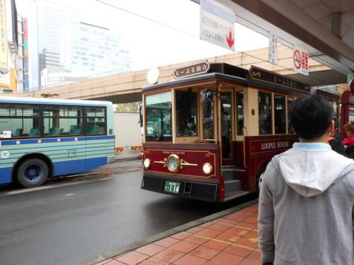 観光巡回バス