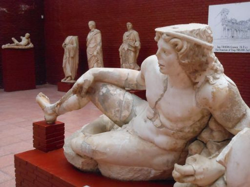 エフェソス考古学博物館