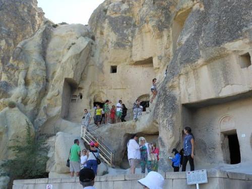 カッパドキア洞窟教会
